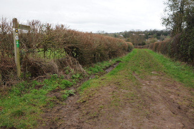 Herefordshire Trail, King's Caple