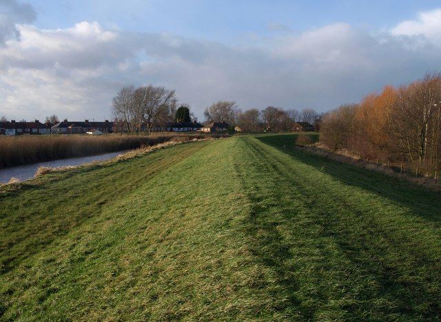 Levee by the Hull