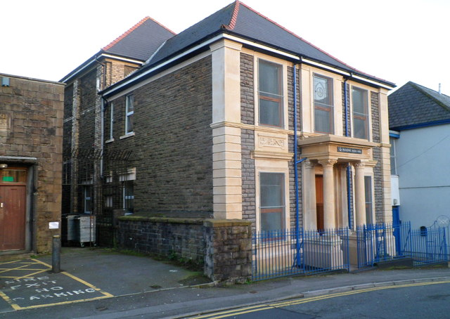 Pontypridd Masonic Hall