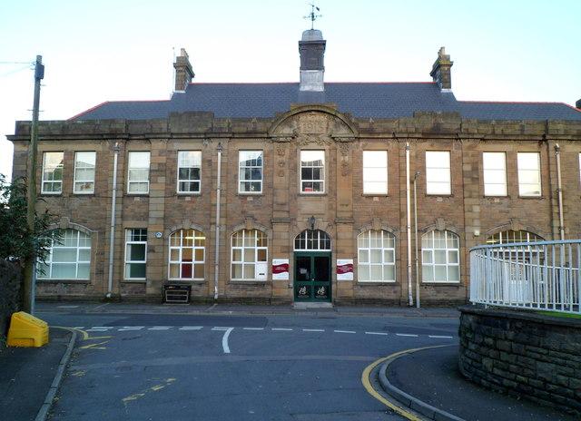 Former Register Office, Pontypridd
