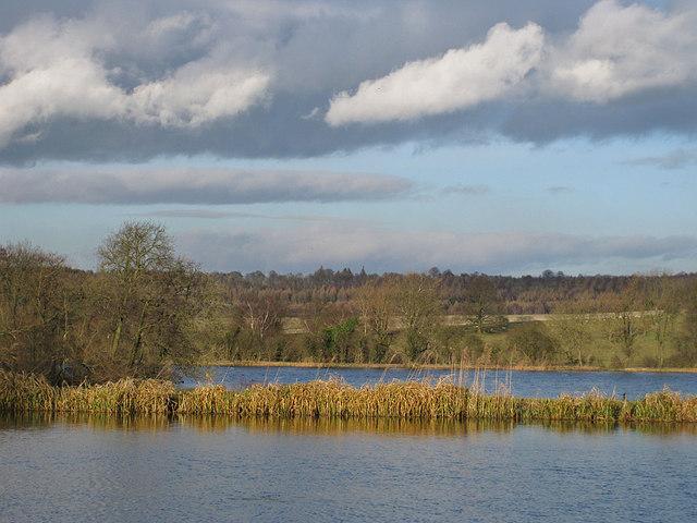 Man-made lakes, Castle Howard