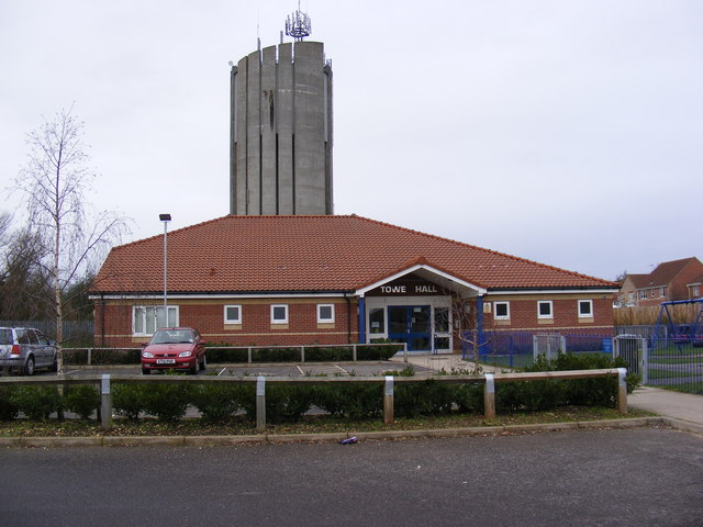Tower Hall, Rushmere St.Andrew