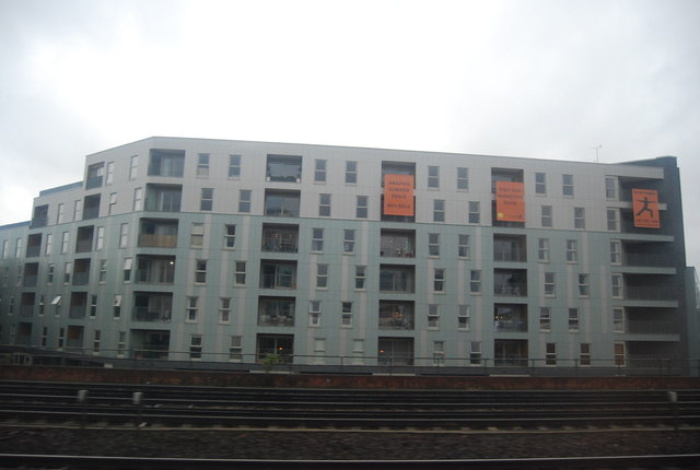 New apartments, Enid St