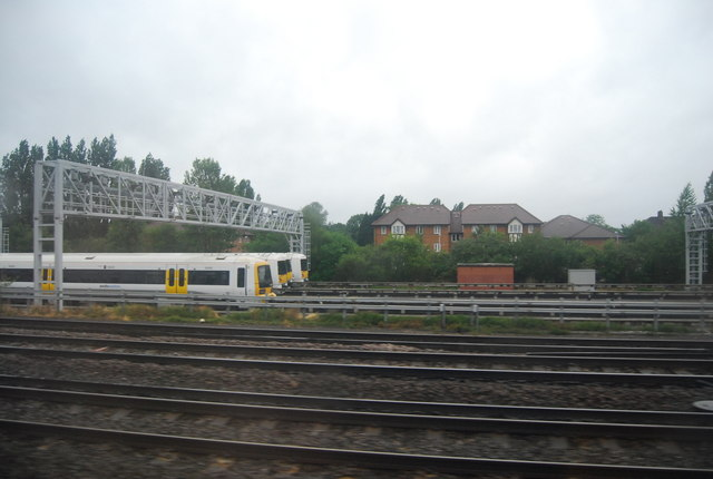 Sidings, Hither Green