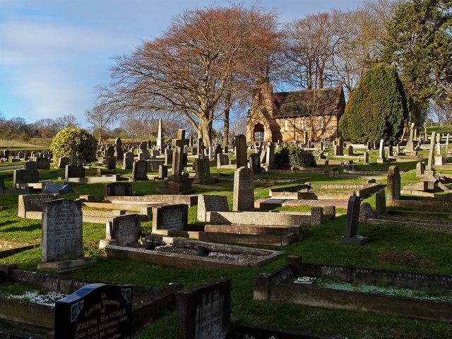 Richmond Cemetery, Yorkshire
