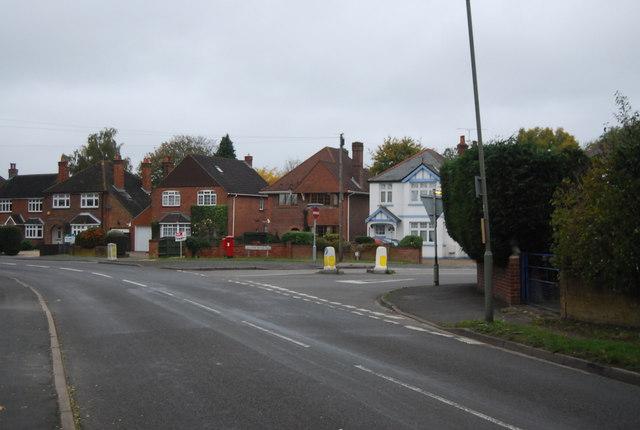 Hamesmoor Rd, Coleford Bridge Rd