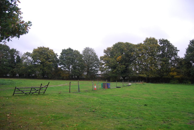 Farmland in the Blackwater Valley