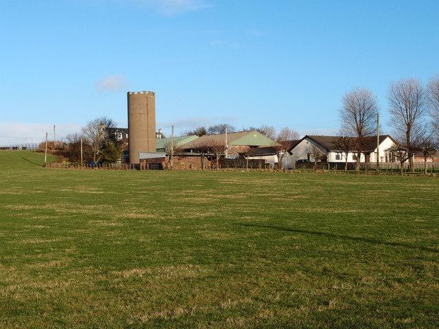 Whiteside Farm, Monkton