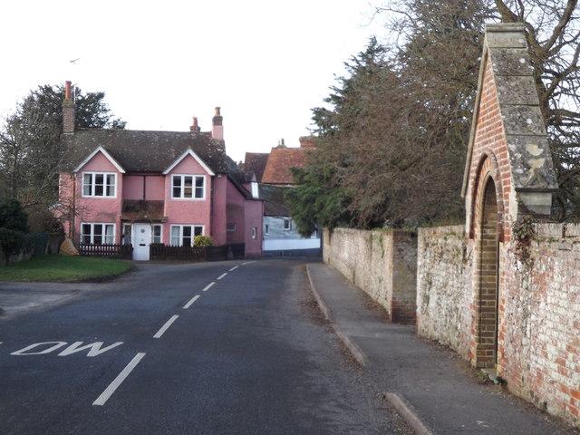 Toll House, Frensham