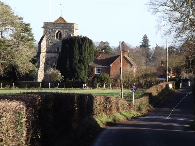 Mill Lane, Frensham