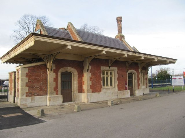 The ticket office
