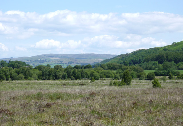 Cors Caron and the Teifi Valley, Ceredigion