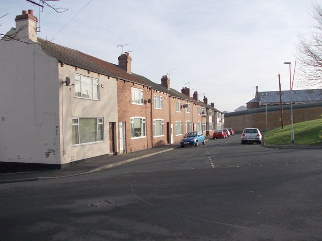 Elsworth Street - Abbott Road
