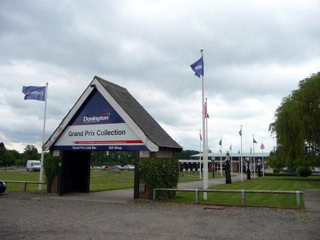 Donington Grand Prix Collection Motor Museum, Castle Donington