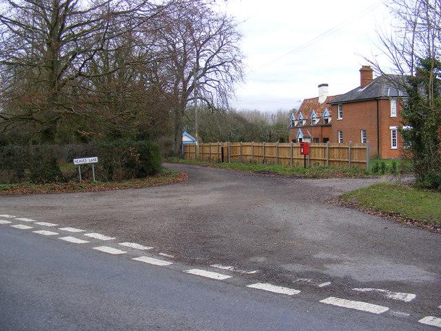Neaves Lane, Wootten Green