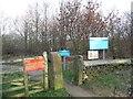 SE2106 : Welcome to Ingbirchworth Reservoir? by Christine Johnstone