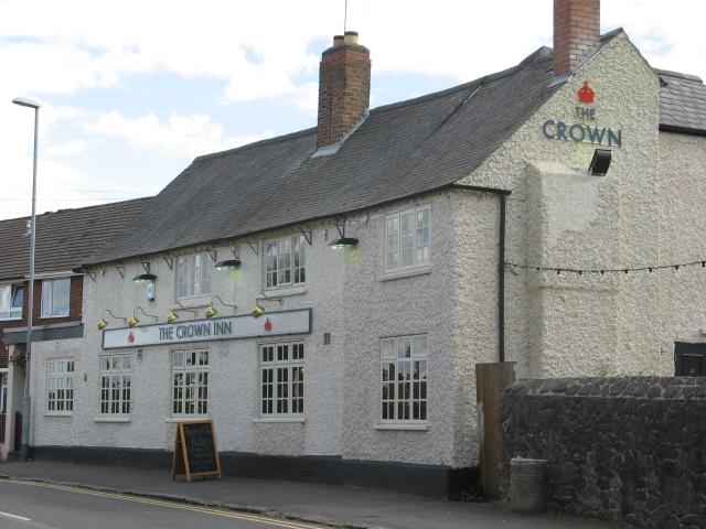 Anstey Crown Inn