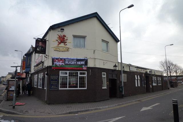 The Admiral Napier Pub - Canton Cardiff