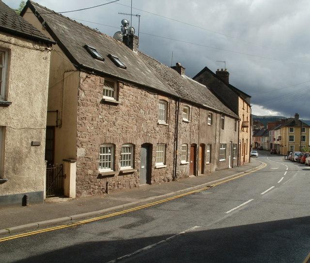 37-42 The Struet, Brecon