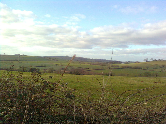 View from Ditchedge Lane