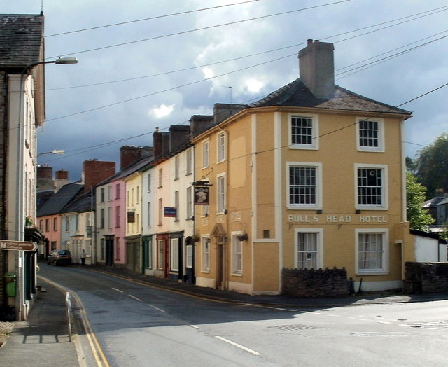 Bull's Head Hotel, Brecon