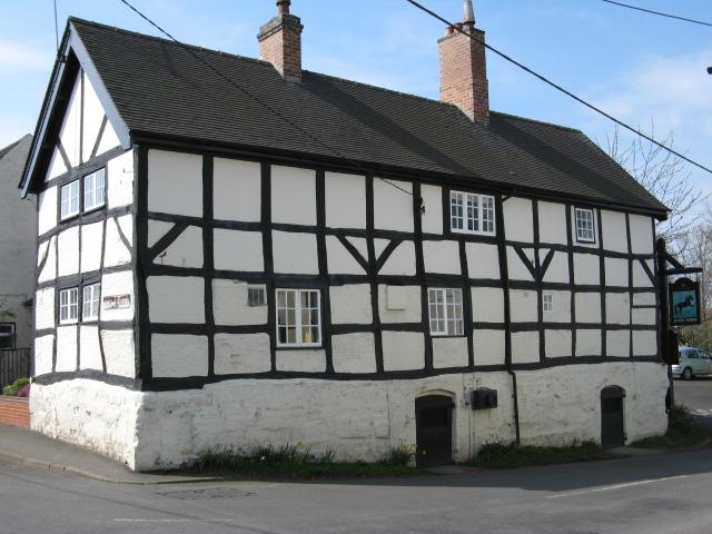 Appleby Magna Black Horse Pub