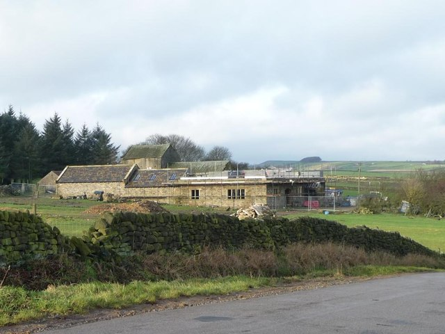 Building works at Spicer House