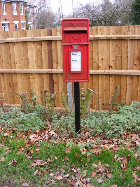 Wootten Green Postbox