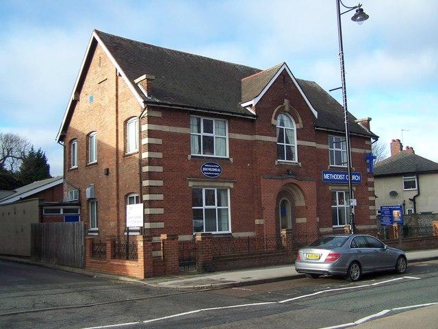 Boldmere Methodist Church