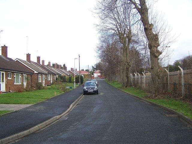 Brown's Drive, Boldmere