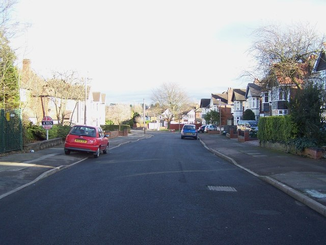 New Church Road, Boldmere