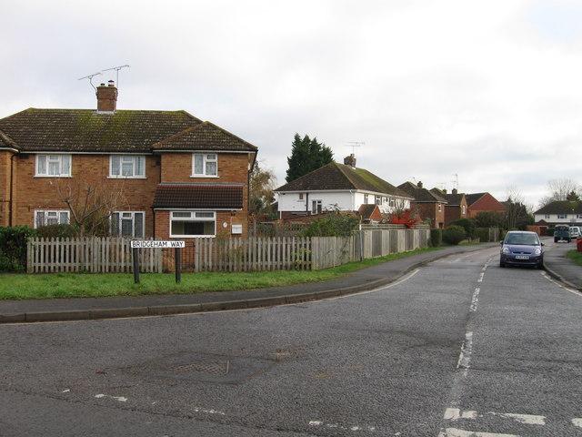 Bridgeham Way, Smallfield