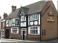 SK3517 : Ashby de la Zouch Blue Bell Pub by the bitterman