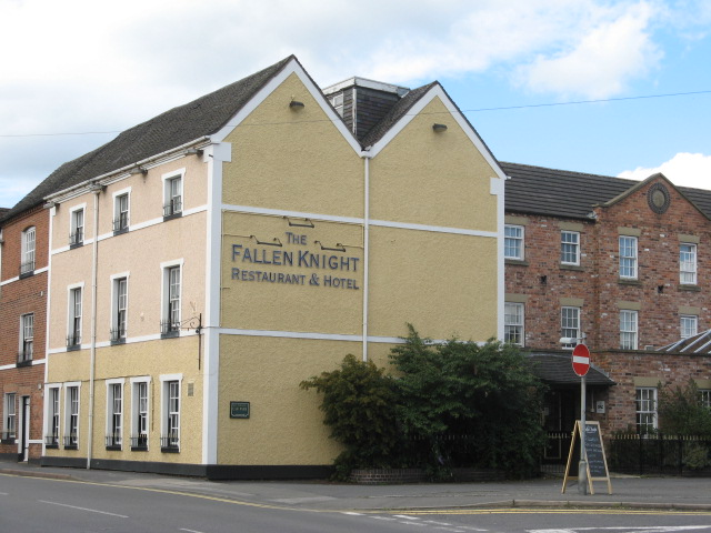 Ashby de la Zouch Fallen Knight Restaurant & Hotel