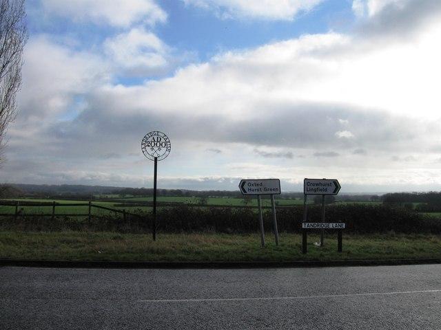 Tandridge Lane