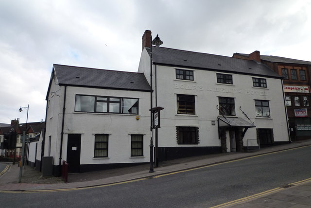 The Boars Head Hotel - Caerphilly