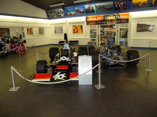 Donington Grand Prix Museum, Castle Donington