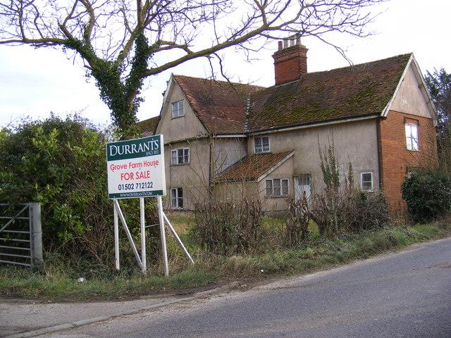 Grove Farmhouse