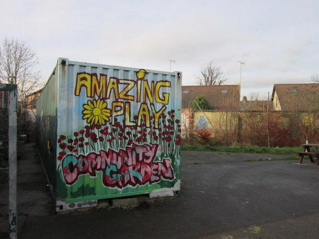 The Amazing Play Community Garden