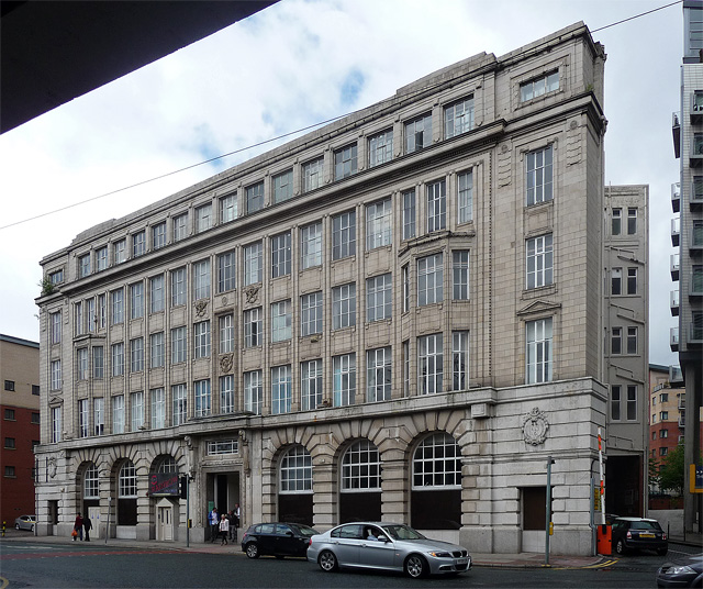 Barclay House, Whitworth Street West, Manchester