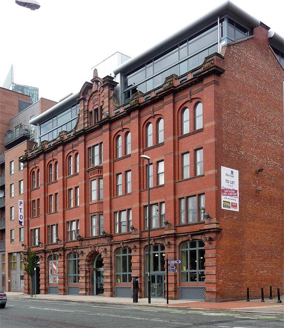 17-19 Whitworth Street West, Manchester