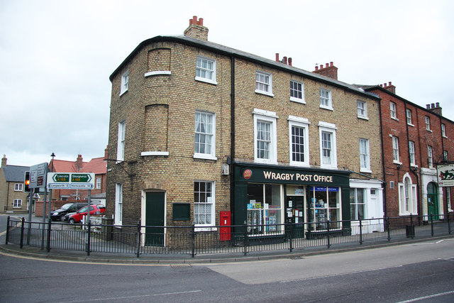 Wragby Post Office