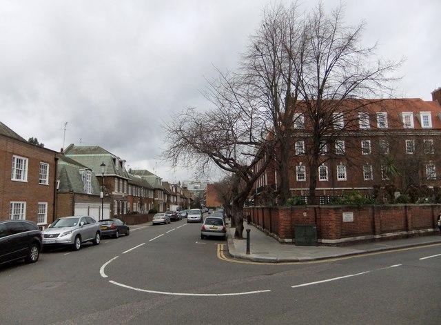 Dovehouse Street SW3