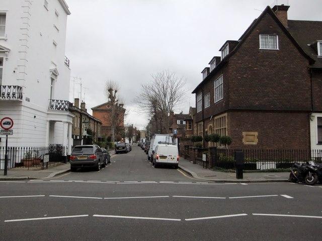 Upper Cheyne Row SW3