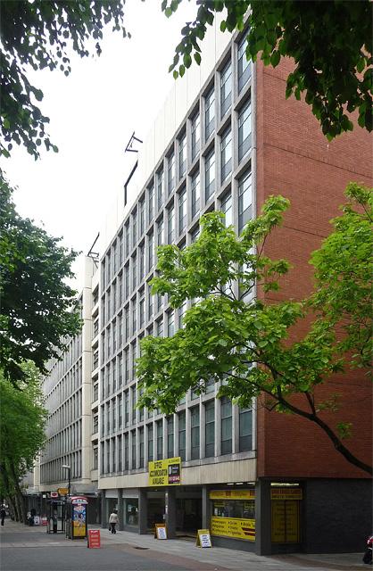 Brazennose House,  Brazennose Street, Manchester