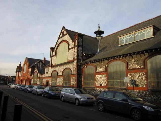 Trafalgar Street Church on Beverley Road