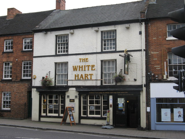 Ashby de la Zouch White Hart Pub
