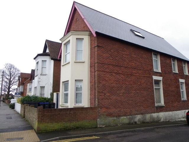 Housing on Wilton Road, Salisbury