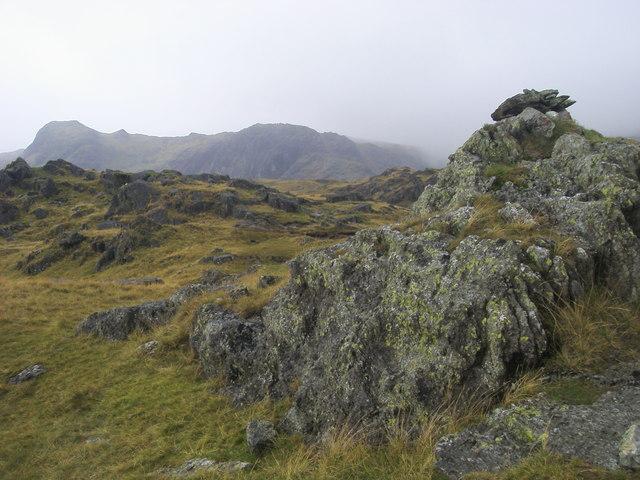 Summit of Blea Rigg