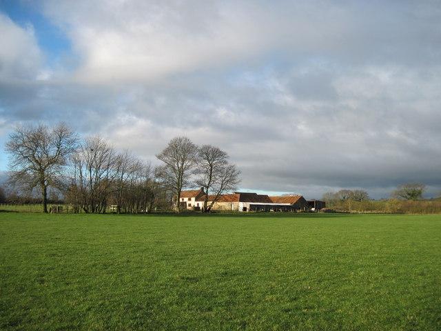 Farm  on  Dalby  Carr